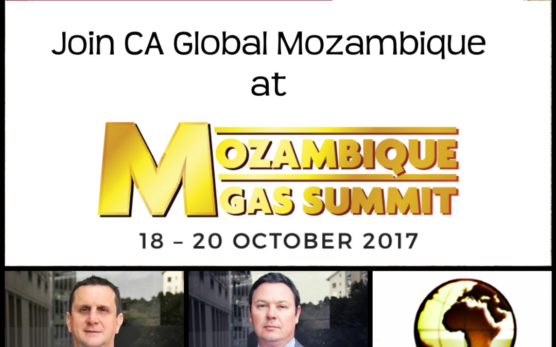 Mozambique Gas Exhibition: Meet CA Global Mozambique